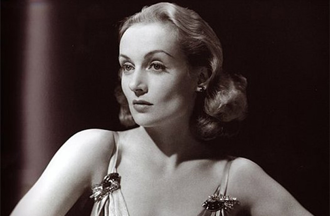 Carole Lombard Jewelry Collection