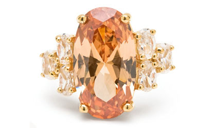 Greta Garbo Jewelry