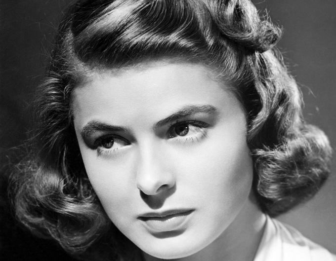 Ingrid Bergman Jewelry Collection