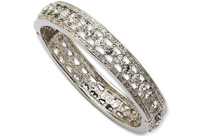 Jacqueline Kennedy Jewelry : Engagement Bracelet