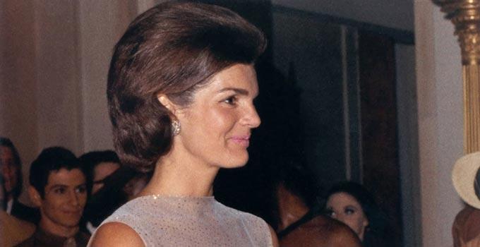Jacqueline Kennedy Jewelry : Earrings