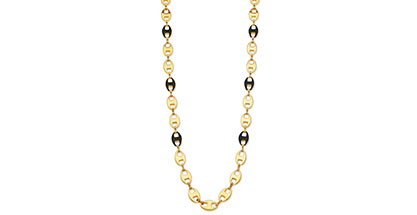 Jacqueline Kennedy Jewelry : Anchor Link Necklace
