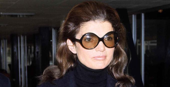 Jacqueline Kennedy Jewelry : Sunglasses